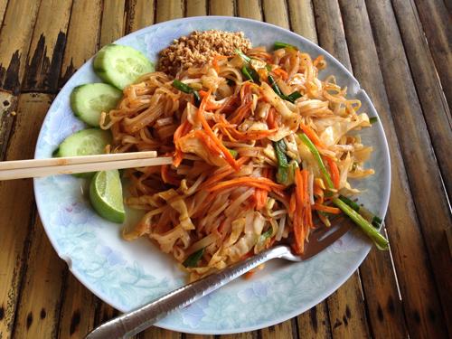 Comida-Pad-Thai