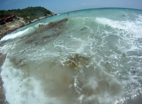 Mar-sucia