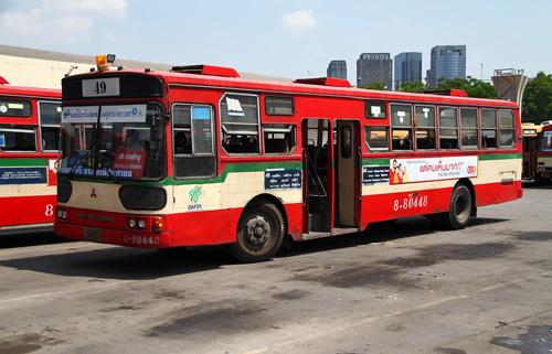 Bangkok-Buses