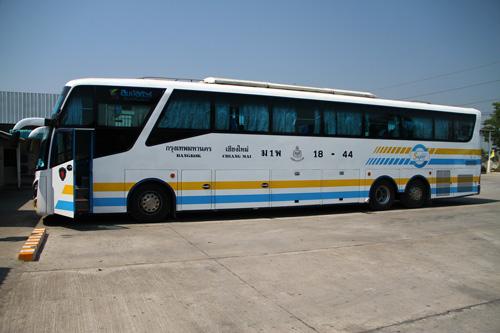 Bus-Chiang-Mai-