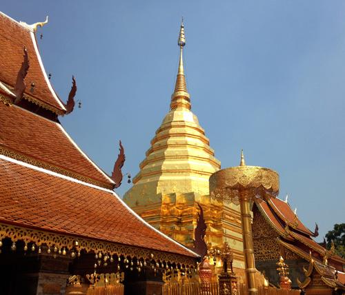 Doi-Suthep-templo