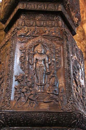 Erawan-Detalle-Budista