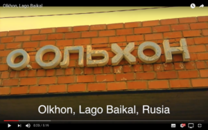 Olkhon Island Video